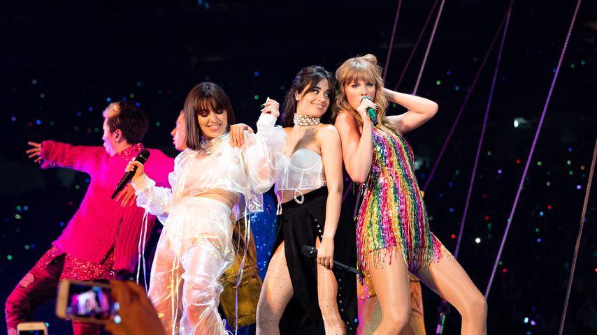 Charli XCX, Camila Cabello und Taylor Swift