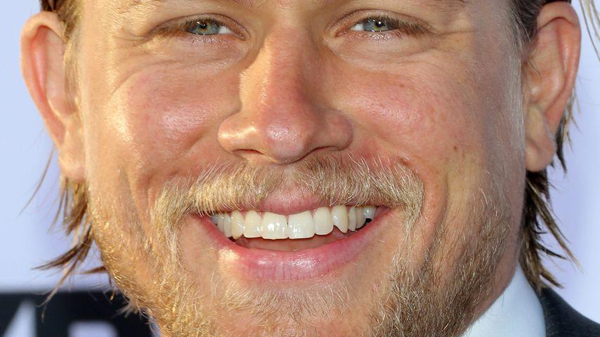 Shades of Grey-Aus: Jetzt spricht Charlie Hunnam!