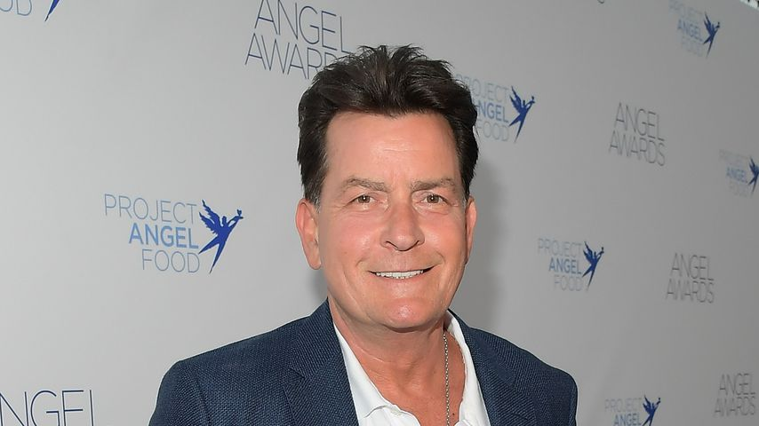 Charlie Sheen bei den Angel Awards 2018 in Hollywood