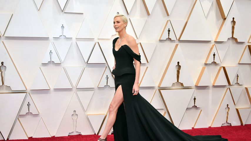 Charlize Theron bei der Oscar-Verleihung 2020