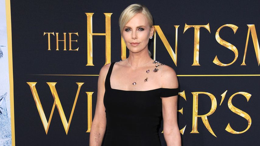 "Charlize Theron bei der Premiere von ""The Huntsman: Winter's War"" in Los Angeles"