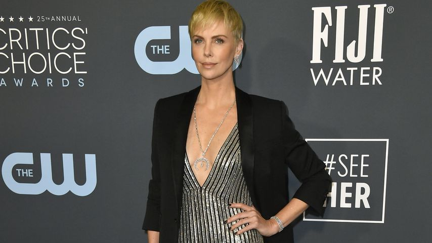 Charlize Theron bei den Critics' Choice Awards