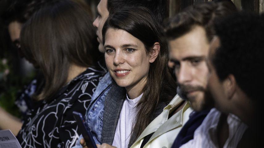 Charlotte Casiraghi bei der Pariser Fashion Week im Juni 2019