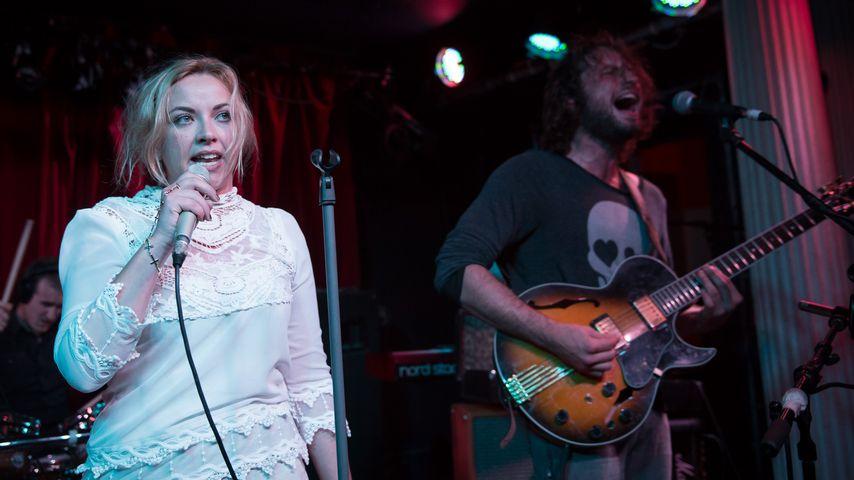 Charlotte Church und Jonathan Powell, September 2012
