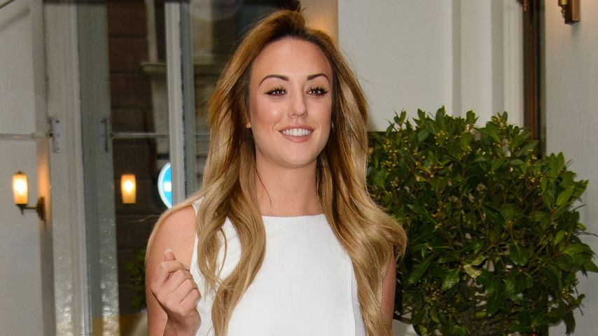 Charlotte Crosby beim Inthestyle.com Launch Event in London