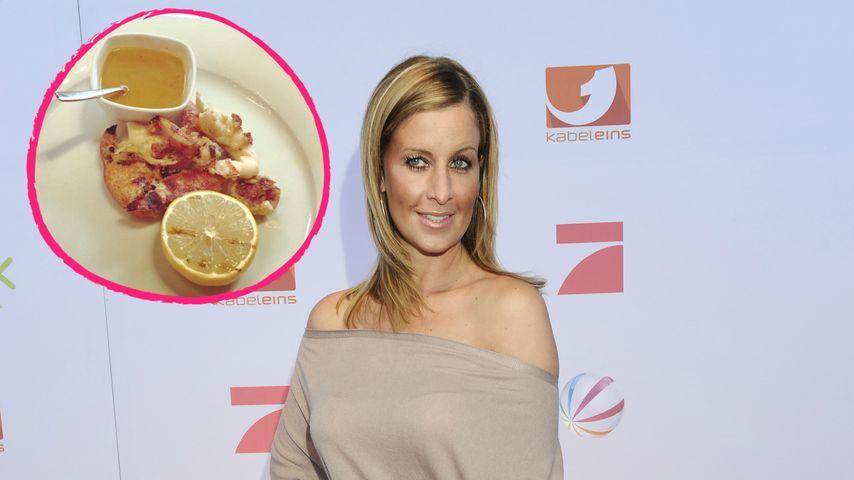 Schwanger-Mahlzeit: So gesund isst Charlotte Würdig