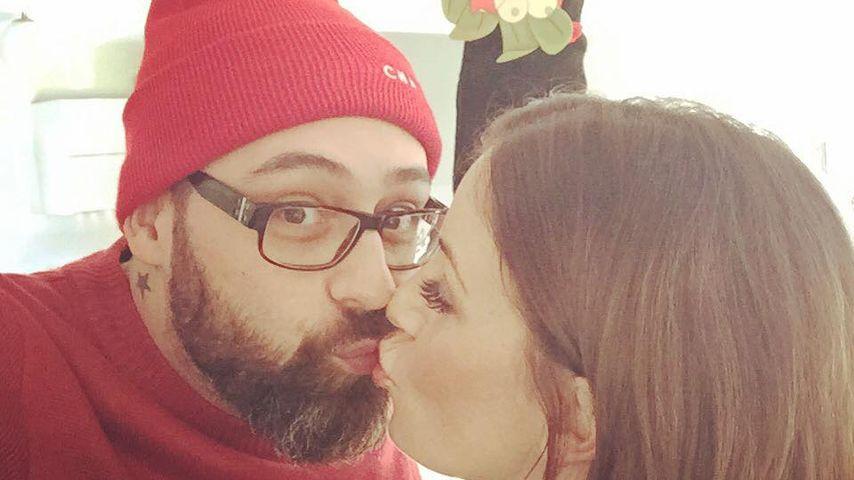 Schwangere Charlotte Würdig: So toll ist Sido als Papa!