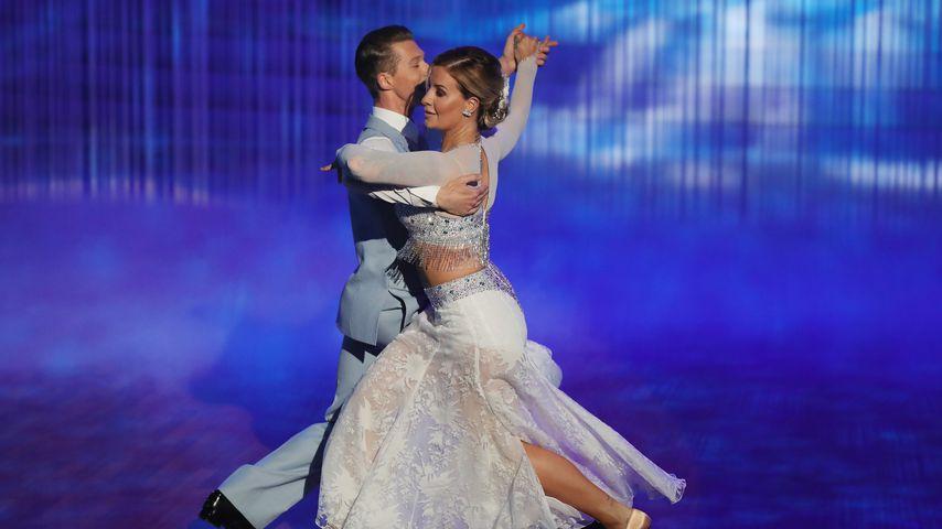 """Let's Dance""-Charlotte Würdig: Ein Tango voller Männer-Wut!"