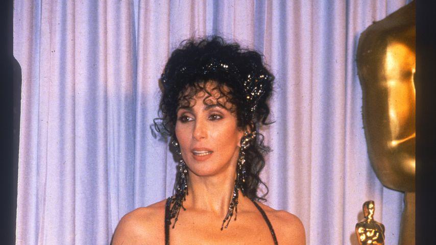 Cher bei den Oscars 1988