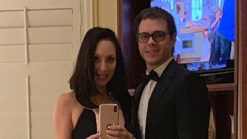 Cheryl Burke und Matthew Lawrence, Januar 2019
