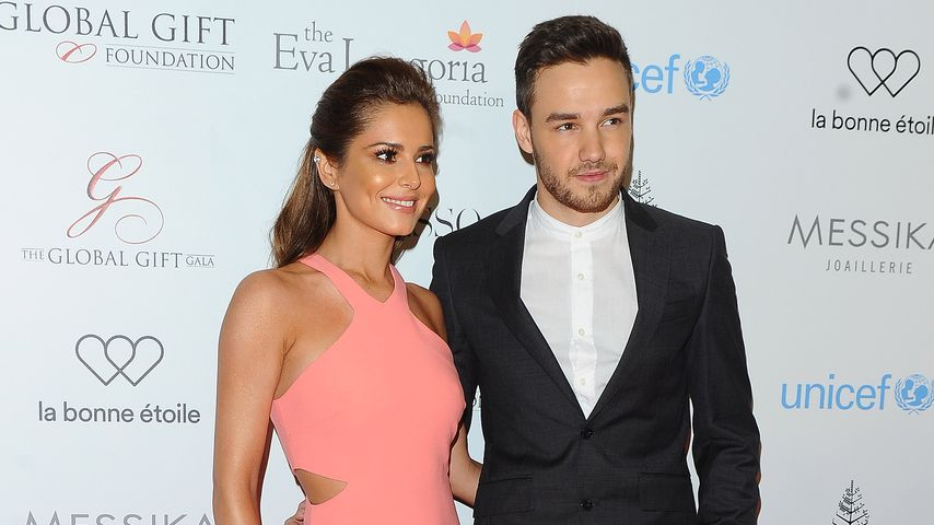 "Cheryl Cole und Liam Payne bei der ""Global Gift Gala"" in Paris"
