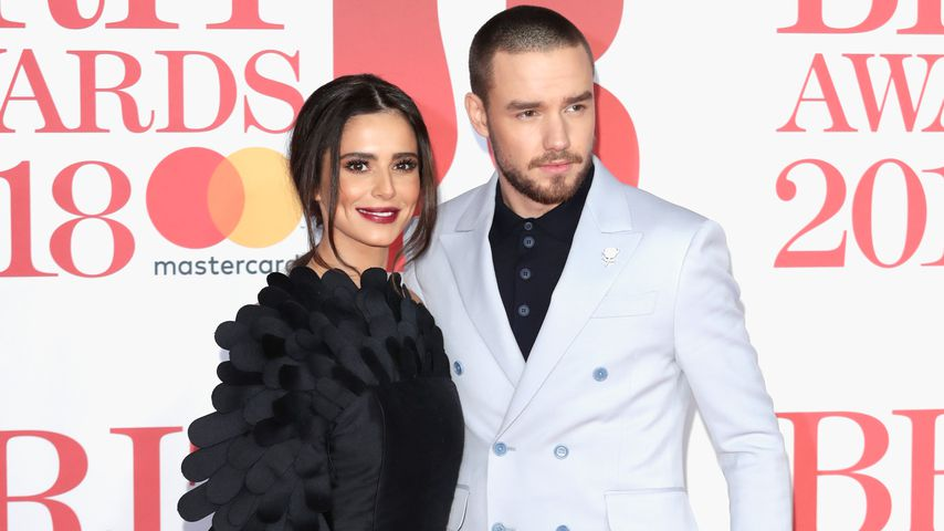 Jeans passt nicht: Liam Payne über Cheryls After-Baby-Body!