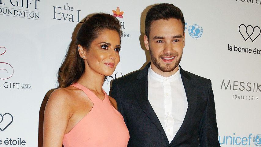 """Cheryl Cole und Liam Payne bei der """"Global Gift Gala"""" in Paris"""