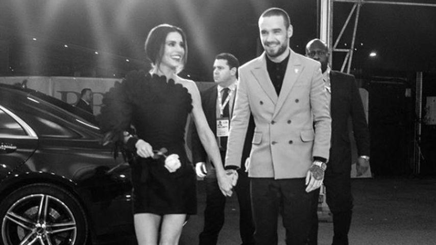 Cheryl Cole und Liam Payne bei den Brit Awards 2018