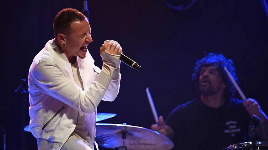 Chester Bennington, Sänger bei Linkin Park