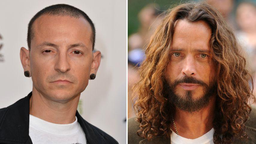 Traurig: Das war Chesters Abschieds-Brief an Chris Cornell
