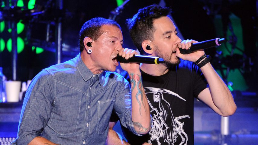 Chester Bennington (†): Linkin Park wollte bald auf Tour!