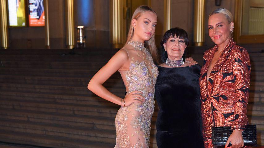 Sogar mit Oma Bärbel: Girls-Night bei den Ochsenknechts!