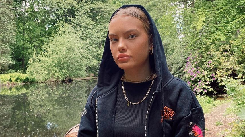 Cheyenne Ochsenknecht im Mai 2020