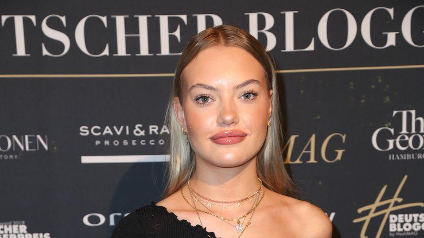 Cheyenne Ochsenknecht beim Deutschen Bloggerpreis 2019