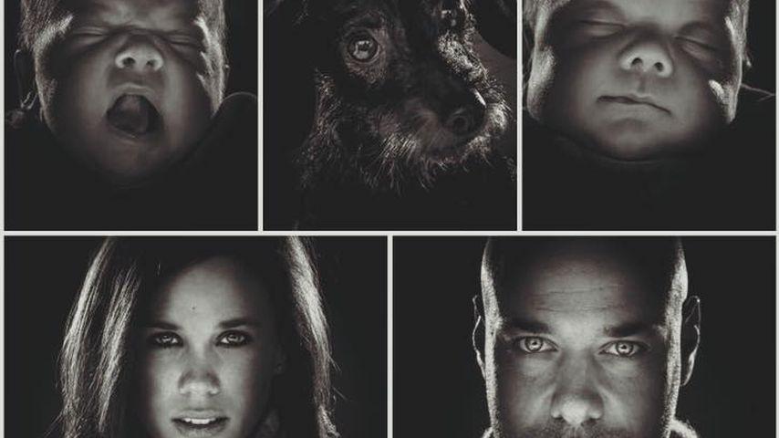 Die dunkle Seite: So cool sieht Christian Tews' Familie aus!