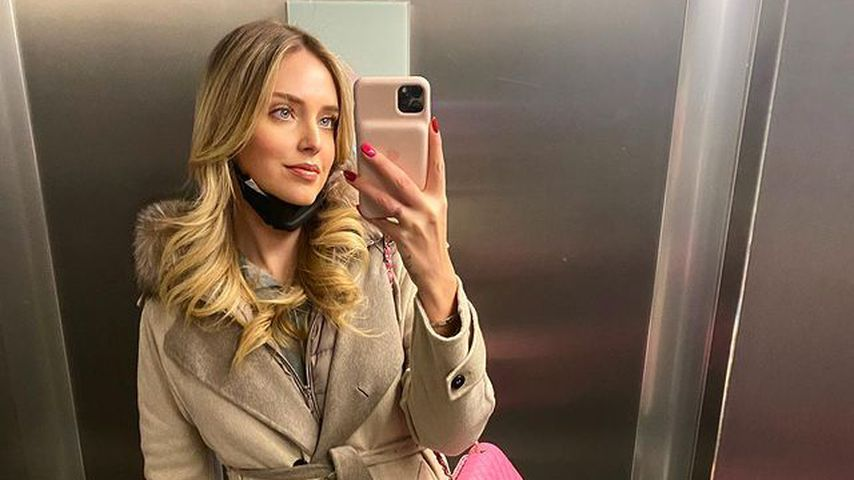 Bloggerin Chiara Ferragni