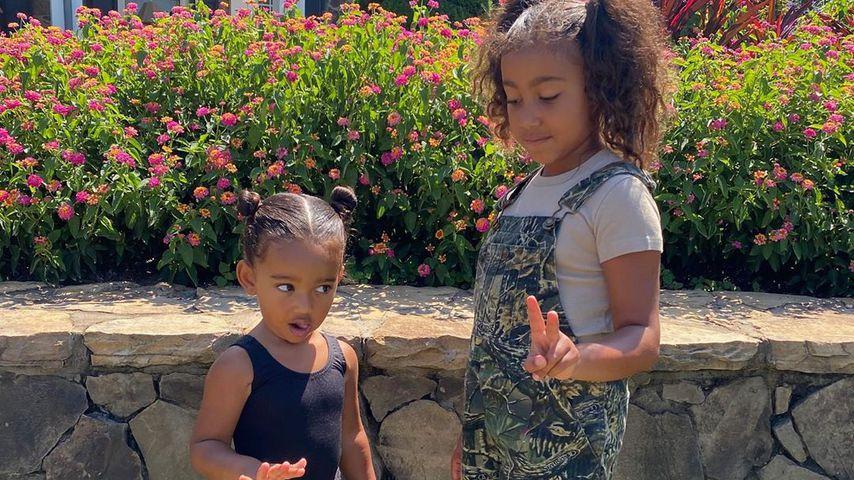 Chicago und North West, Kim Kardashians Kinder