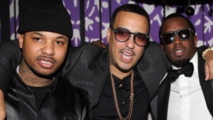 P. Diddy, French Montana und Chinx Drugz