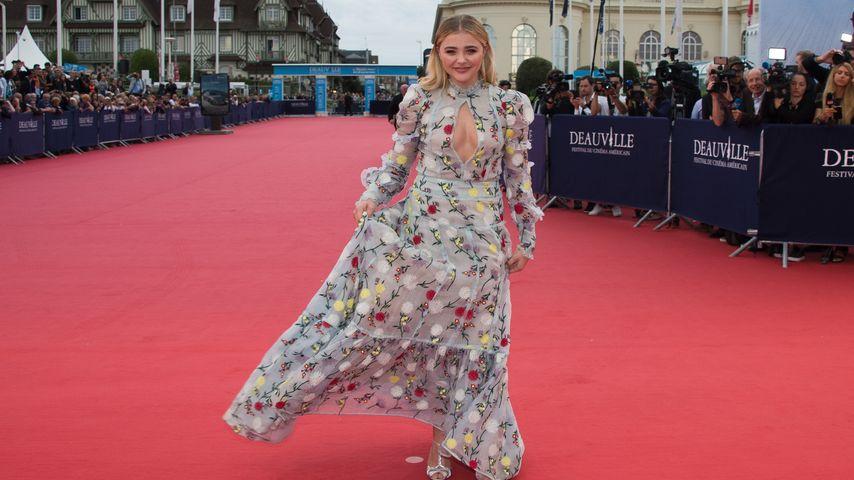 Chloë Moretz beim Filmfestival in Deauville