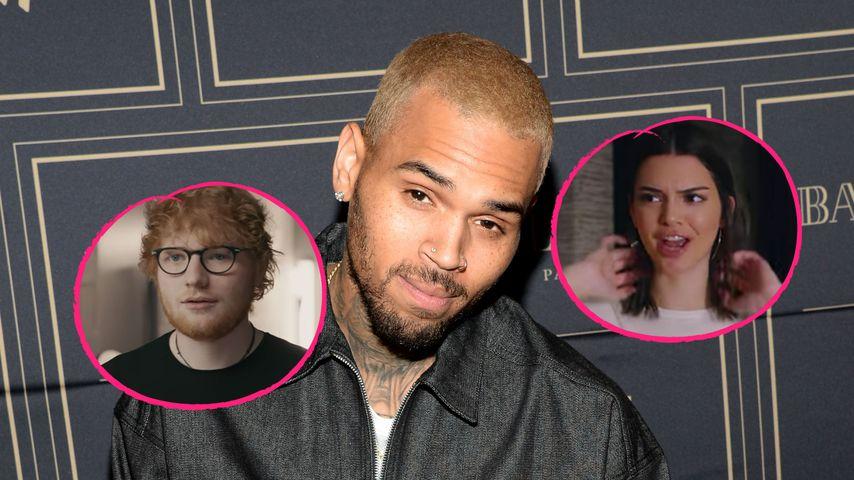 Kendall & Co.: Chris Browns neuer Clip wimmelt vor Stars!