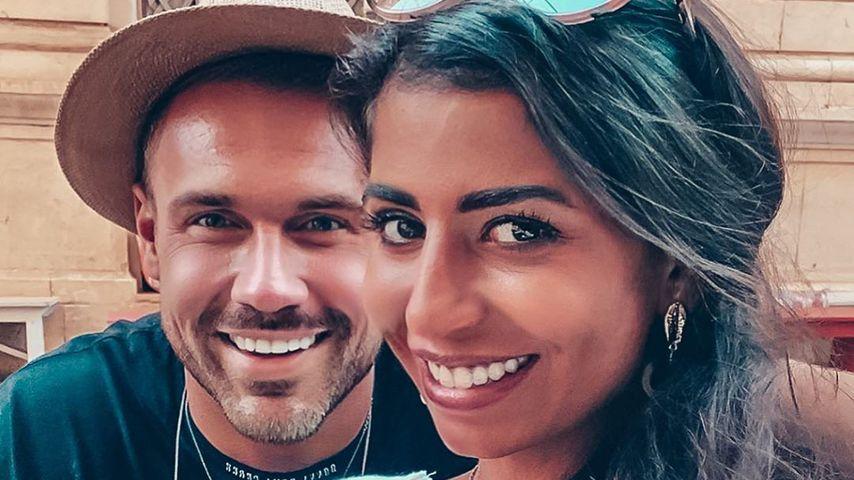 """Chris Broy und Evanthia Benetatou, """"Sommerhaus der Stars""""-Kandidaten"""