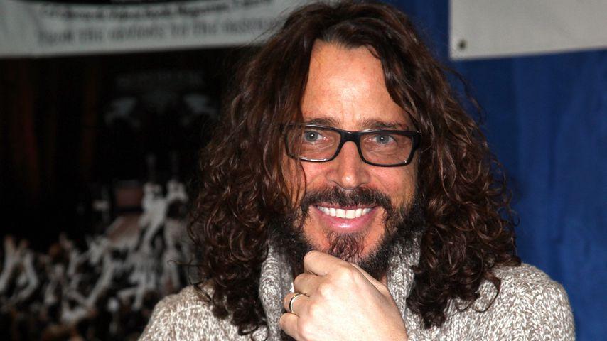 Chris Cornell, Sänger