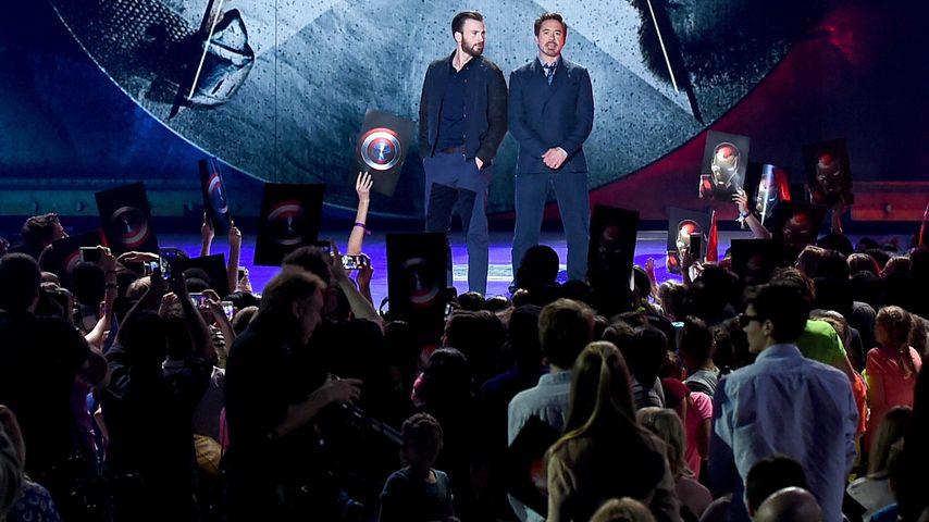 """TVoG-Ivy Quainoo: Sie spielt in """"Captain America 3"""" mit!"""