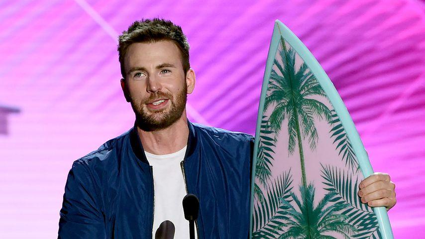 """Chris Evans bei den """"Teen Choice Awards"""" 2017"""
