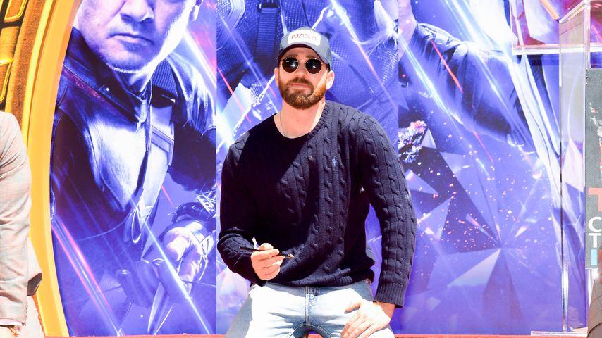 Chris Evans, Schauspieler