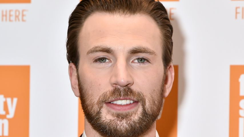 "Chris Evans bei der ""Gifted""-Premiere in New York"