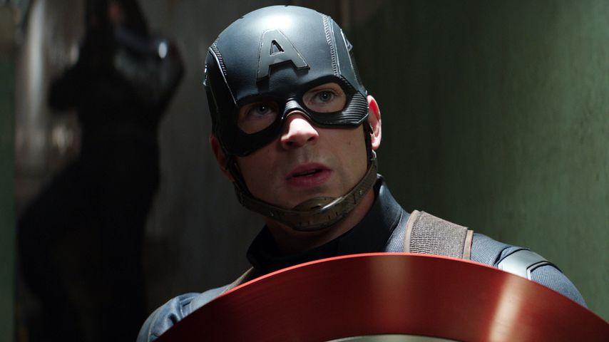 "Chris Evans lehnte ""Captain America""-Rolle gleich zweimal ab"