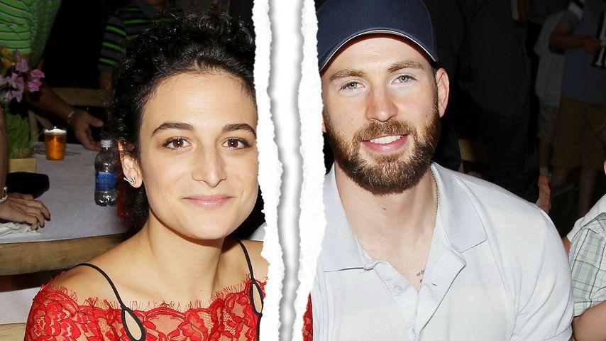 Nicht einmal 1 Jahr: Chris Evans & Jenny Slate sind getrennt