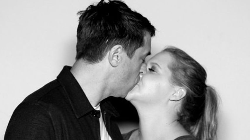 1. Knutsch-Foto: Amy Schumer macht neue Liebe öffentlich
