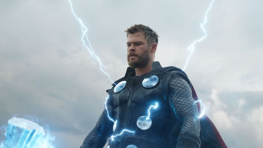 "Chris Hemsworth als Thor in ""Avengers: Endgame"""