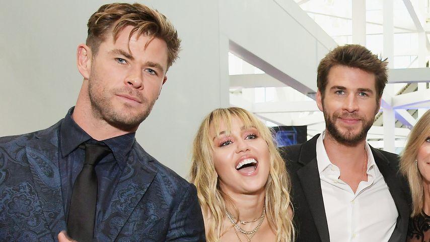 "So gut wie Miley? Chris Hemsworth geht zu ""Wrecking Ball"" ab"