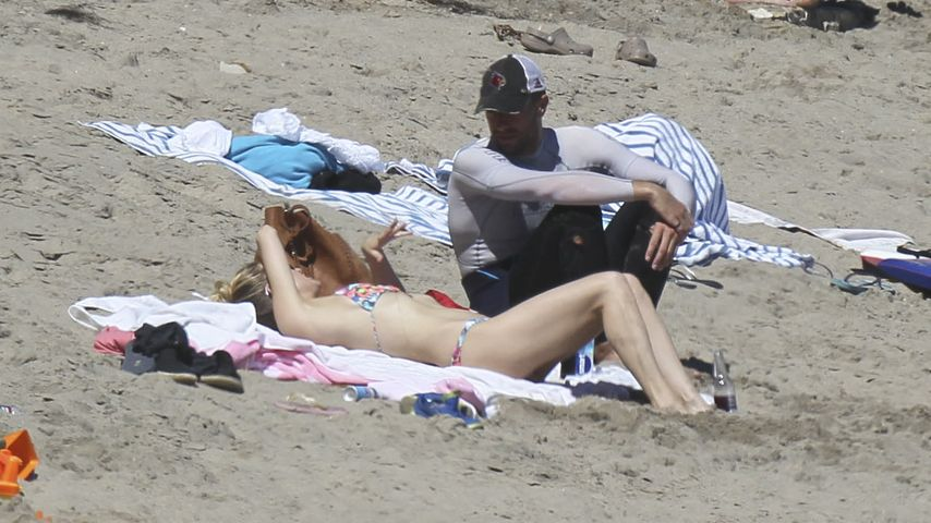 Kate Hudson zeigt Chris Martin ihren Bikini-Body!