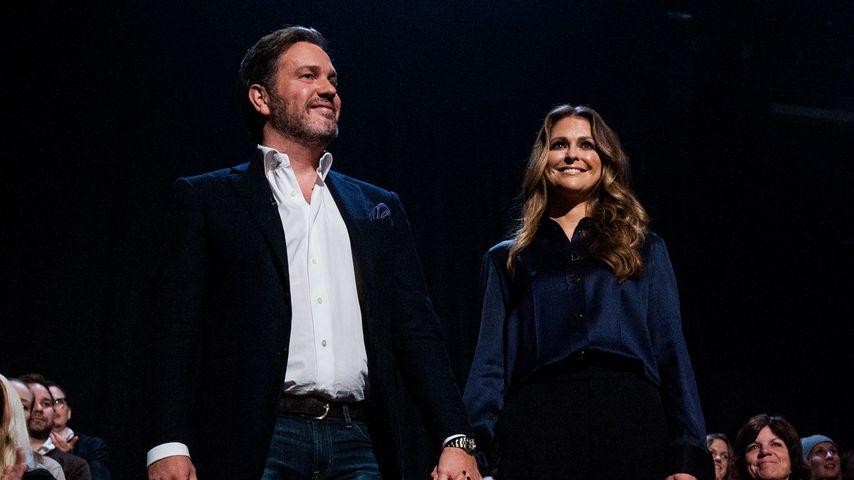 Madeleine von Schweden: Süße Liebeserklärung an Chris im TV