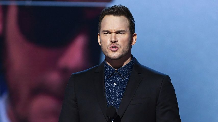 Chris Pratt bei den MTV Movie & TV Awards 2018