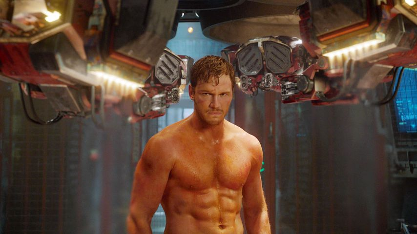 "Chris Pratt wollte ""Guardians of the Galaxy""-Part erst nicht"
