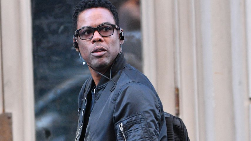 Chris Rock in Soho, New York