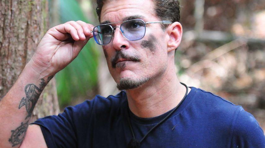 Erster Post nach Dschungel-Aus: So viel hat Chris abgenommen