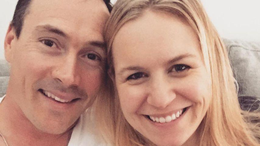 Chris Klein und seine Ehefrau Laina