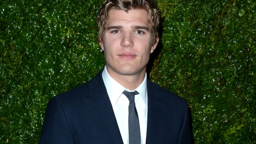 Chris Zylka beim Chanel Artists Dinner