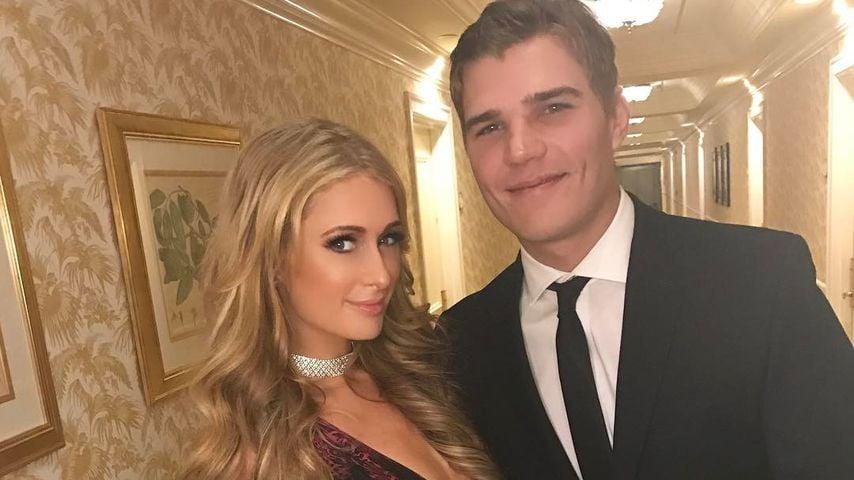 Mehr als ein Party-Flirt! Paris Hilton zeigt neuen Freund